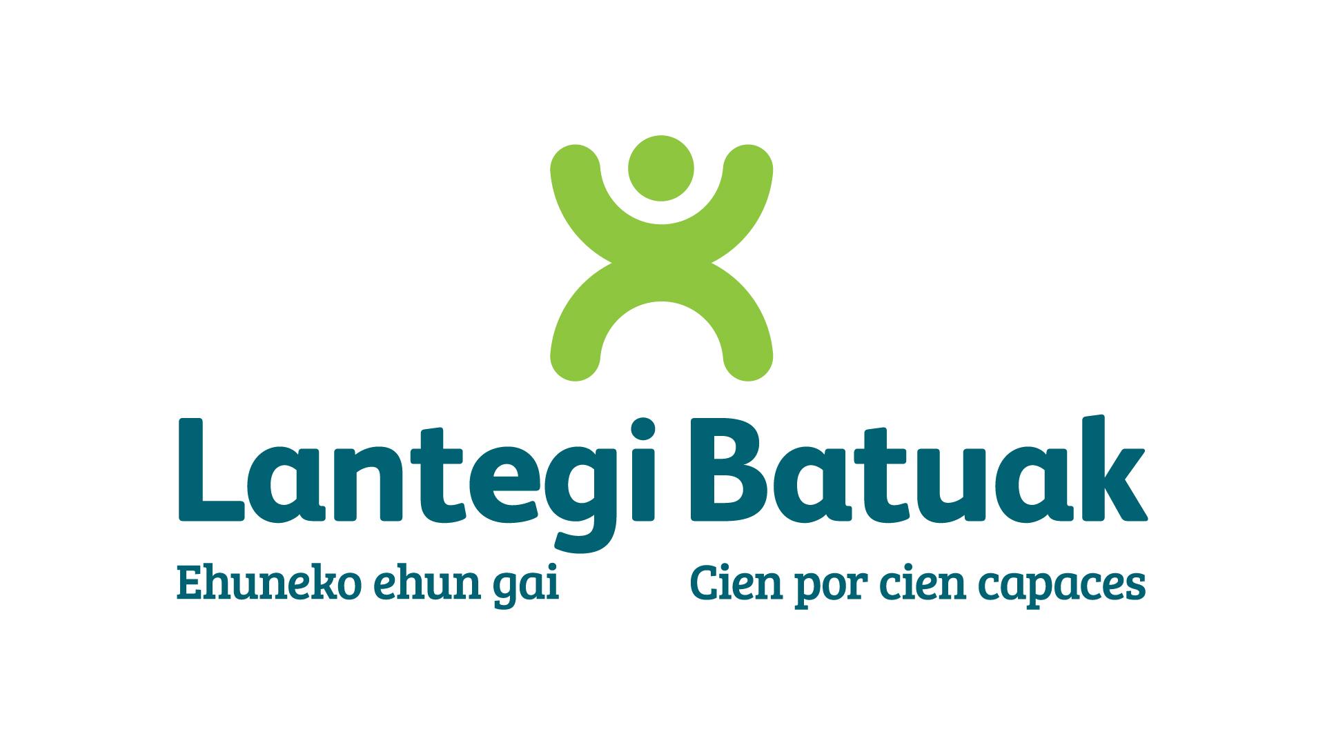 Logotipo de Lantegi Batuak. Formato Imagen
